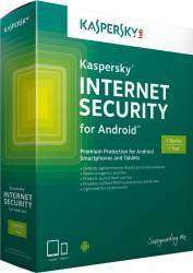 Kaspersky Internet Security Android EEMEA Edition 1 Dispozitiv 2Ani Licenta Noua Electronica Antivirus