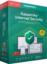 Kaspersky Internet Security - Licenta Noua - 1 utilizator - 2 ani - PROMO + 1 licenta gratuita
