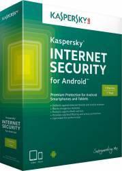 Kaspersky Internet Security pentru Android EEMEA 1-Dispozitiv 1An Licenta Electronica Antivirus
