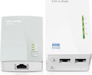 pret preturi Kit Adaptor + Amplificator WiFi TP Link TL-WPA4220