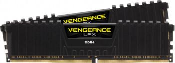 Kit Memorie Corsair Vengeance LPX 16GB 2x8GB DDR4 3600MHz CL20 Dual Channel Black