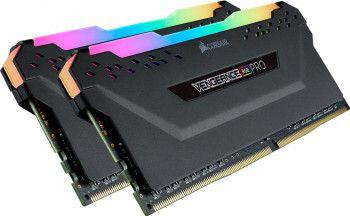 Kit Memorie Corsair Vengeance RGB PRO 16GB 2x8GB DDR4 3600MHz C18 Memorii