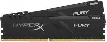 Kit Memorie HyperX Fury 64GB 2x32GB DDR4 3200MHz CL16 Memorii