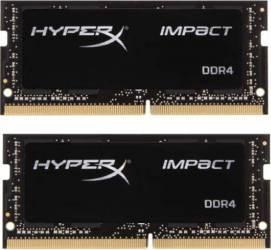 Kit Memorie Laptop HyperX Impact 32GB 2x16GB DDR4 2666MHz CL15 Dual Channel Memorii Laptop