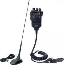 Kit Statie radio CB PNI Escort HP 62 si Antena PNI Extra 48 cu magnet inclus
