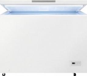 Lada frigorifica Zanussi ZCAN31FW1 308 L Clasa F Alb