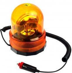 Lampa tip girofar galben 24V GEKO G01830