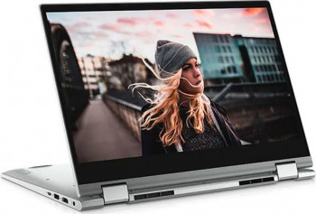 Ultrabook 2in1 Dell Inspiron 5406 Intel Core (11th Gen) i5-1135G7 512GB SSD 8GB FullHD Touch Win10 FPR Tast. il. Titan Laptop laptopuri