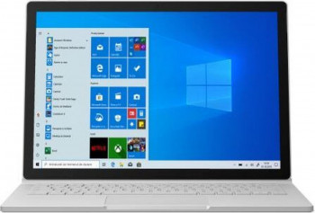 Laptop 2in1 Microsoft Surface Book 3 Intel Core (10th Gen) i5-1035G7 256GB SSD 8GB PixelSense Touch Win10 Tast. ilum. Platinum Laptop laptopuri