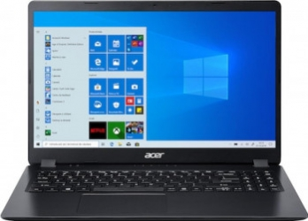 Laptop Acer Aspire 3 A315-56-594W Intel Core (10th Gen) i5-1035G1 256GB SSD 8GB FullHD Win10 Steel Grey Laptop laptopuri