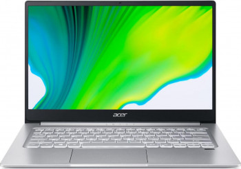 Ultrabook Acer Swift 3 SF314-42 AMD Ryzen 5 4500U 256GB SSD 8GB AMD Radeon Graphics FullHD Linux FPR Tast. ilum. Silver Laptop laptopuri