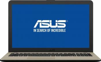 Laptop ASUS VivoBook 15 Intel Core (8th Gen) i5-8250U 1TB HDD 4GB FullHD Endless Chocolate Black