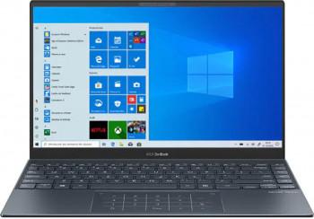 Ultrabook ASUS ZenBook 13 OLED UM325UA AMD Ryzen 5 5500U 512GB SSD 8GB AMD Radeon FullHD Win10 Tast. ilum. Pine Grey Laptop laptopuri