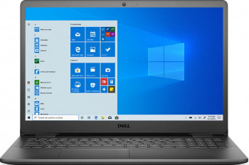 Laptop Dell Inspiron 3501 Intel Core (10th Gen) i3-1005G1 256GB SSD 8GB FullHD Win10 Tast. ilum. FPR Black