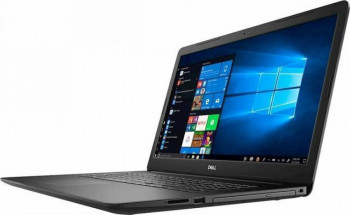 Laptop Dell Inspiron 3793 Intel Core (10th Gen) i3-1005G1 256GB SSD 8GB FullHD Win10 DVD-RW Black Laptop laptopuri