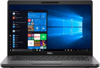 Laptop Dell Latitude 5400 Intel Core (8th Gen) i7-8665U 512GB SSD 16GB Win10 Pro FullHD FPR Tastatura iluminata FPR Black