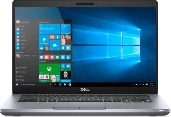 Laptop Dell Latitude 5411 Intel Core (10th Gen) i5-10400H 256GB SSD 8GB NVIDIA GeForce MX250 2GB FullHD Win10 Pro Tast. ilum. Grey Laptop laptopuri