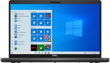 Laptop Dell Latitude 5500 Intel Core (8th Gen) i5-8365U 256GB SSD 8GB Win10 Pro FullHD Tastatura ilum. FPR
