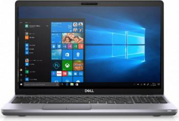 Laptop Dell Latitude 5511 Intel Core (10th Gen) i7-10850H 512GB SSD 16GB NVIDIA GeForce MX250 2GB FullHD Win10 Pro Tast. ilum. FPR Black Laptop laptopuri