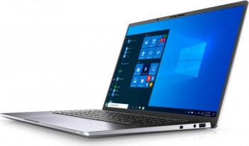 Laptop Dell Latitude 9510 Intel Core (10th Gen) i7-10810U 512GB SSD 16GB FullHD Win10 Pro Tas. il. Silver Laptop laptopuri