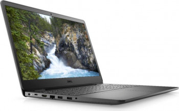 Laptop Dell Vostro 3500 Intel Core (11th Gen) i3-1115G4 256GB SSD 8GB FullHD Linux Black Laptop laptopuri