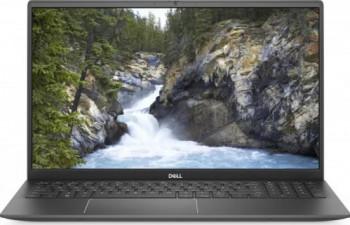 Laptop Dell Vostro 5502 Intel Core (11th Gen) i5-1135G7 256GB SSD 8GB Iris Xe FullHD Linux Tast. ilum. Gray Laptop laptopuri
