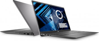 Laptop Dell Vostro 5502 Intel Core (11th Gen) i7-1165G7 512GB SSD 8GB GeForce MX330 2GB FullHD Win10 Pro Tast. ilum. Gray Laptop laptopuri