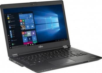 Ultrabook Fujitsu Lifebook U749 Intel Core (8th Gen) i5-8265U 256GB SSD 8GB FullHD Win10 Pro FPR Laptop laptopuri