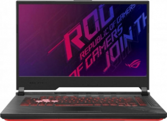 Laptop Gaming ASUS ROG Strix G15 G512LI Intel Core 10th Gen i5-10300H 256GB SSD 8GB NVIDIA GeForce GTX 1650 Ti 4GB FullHD 144Hz Tast. il. Laptop laptopuri