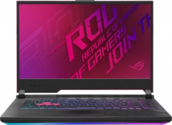 Laptop Gaming ASUS ROG Strix G15 G512LI Intel Core (10th Gen) i7-10750H 512GB SSD 16GB NVIDIA GeForce GTX 1650 Ti 4GB FullHD 144Hz Tast. il.