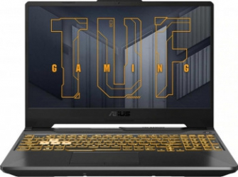 Laptop Gaming ASUS TUF A15 FA506QM AMD Ryzen 7 5800H 512GB SSD 16GB GeForce RTX 3060 6GB FullHD 144Hz Tast. ilum. Eclipse Gray Laptop laptopuri