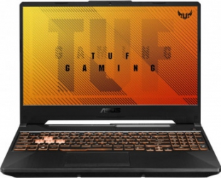 Laptop Gaming ASUS TUF F15 FX506LU Intel Core (10th Gen) i7-10870H 1TB+256GB SSD 8GB GeForce GTX 1660Ti 6GB FullHD 144Hz T. il.