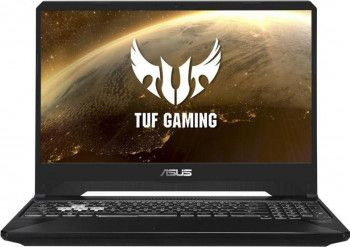 Laptop Gaming ASUS TUF FX505DT AMD Ryzen 5 3550H 512GB SSD 8GB nVidia GeForce GTX 1650 4GB FullHD Tast. ilum. Stealth Black Resigilat