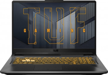 Laptop Gaming ASUS TUF Gaming A17 FA706QR AMD Ryzen 7 5800H 512GB SSD 16GB NVIDIA GeForce RTX 3070 8GB FullHD Endless T.il. Eclipse Gray Laptop laptopuri
