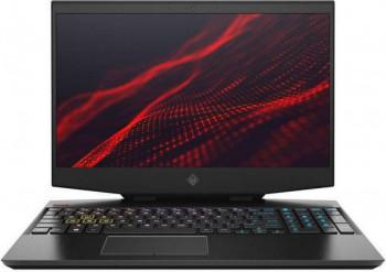 Laptop Gaming HP OMEN 15-ek0000nq Intel Core (10th Gen) i7-10750H 512GB SSD 8GB NVIDIA GeForce GTX 1660Ti 6GB FullHD 144Hz RGB Black
