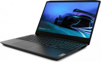 Laptop Gaming Lenovo IdeaPad 3 15ARH05 AMD Ryzen 5 4600H 256GB SSD 8GB NVIDIA GeForce GTX 1650 4GB FullHD Tast. ilum. Onyx Black Laptop laptopuri