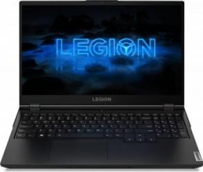Laptop Gaming Lenovo Legion 5 15ARH05 AMD Ryzen 5 4600H 256GB SSD 8GB NVIDIA GeForce GTX 1650 4GB FullHD 120Hz Tast. ilum. Black