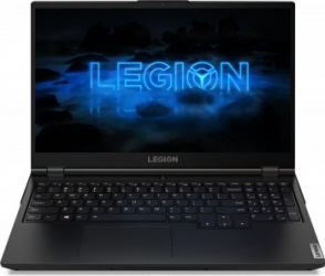 Laptop Gaming Lenovo Legion 5 15ARH05 AMD Ryzen 5 4600H 512GB SSD 8GB NVIDIA GeForce GTX 1650 4GB FullHD 120Hz Tast. ilum. Black Laptop laptopuri