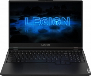 Laptop Gaming Lenovo Legion 5 15IMH05H Intel Core (10th Gen) i5-10300H 512GB SSD 16GB NVIDIA GeForce GTX 1660 Ti 6GB FullHD 120Hz RGB Black Laptop laptopuri