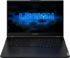 Laptop Gaming Lenovo Legion 5 17IMH05 Intel Core (10th Gen) i5-10300H 512GB SSD 16GB NVIDIA GeForce GTX 1650 Ti 4GB FullHD 144Hz Tast. ilum. Laptop laptopuri