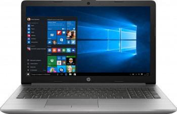 Laptop HP 250 G7 Intel Core (10th Gen) i3-1005G1 256GB SSD 4GB FullHD Win10 Pro DVD-RW Silver Laptop laptopuri