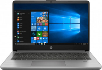 Laptop HP 340S G7 Intel Core 10th Gen i5-1035G1 256GB SSD 8GB FullHD Argintiu cenusiu Laptop laptopuri