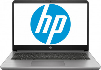 Laptop HP 340S G7 Intel Core (10th Gen) i5-1035G1 512GB SSD 8GB FullHD Argintiu Cenusiu Laptop laptopuri