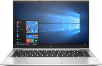 Laptop HP EliteBook 840 G7 Intel Core (10th Gen) i5-10210U 256GB SSD 16GB FullHD Win10 Pro FPR Tast. ilum. LTE Silver