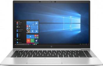 Laptop HP EliteBook 845 G7 AMD Ryzen 5 4650 PRO 512GB SSD 16GB AMD Radeon FullHD Win10 Pro FPR Tast. ilum. Silver Laptop laptopuri