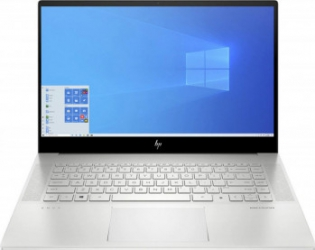 Laptop Gaming HP ENVY 15-ep0018nq Intel Core (10th Gen) i7-10750H 1TB SSD 32GB NVIDIA GeForce GTX 1660 Ti Max-Q 6GB FullHD Win10 Pro Tast. i Laptop laptopuri