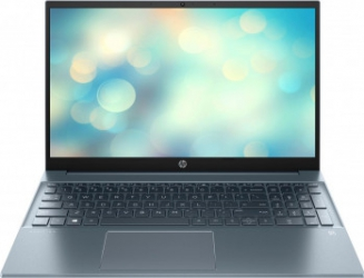 Laptop HP Pavilion 15-eh0014nq AMD Ryzen 7 4700U 512GB SSD 16GB AMD Radeon FullHD Tast. ilum. Fog Blue