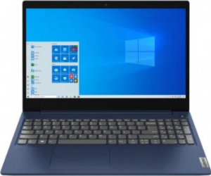 Laptop Lenovo IdeaPad 3 15IIL05 Intel Core 10th Gen i5-1035G1 1TB HDD 8GB FullHD Win10 Abyss Blue Laptop laptopuri