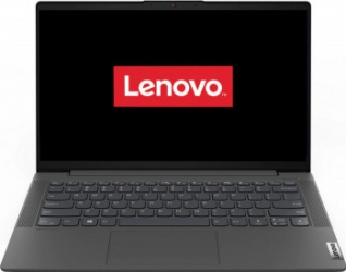 Laptop Lenovo IdeaPad 5 14ITL05 Intel Core (11th Gen) i5-1135G7 512GB SSD 8GB Intel Iris Xe FullHD Tast. ilum. Graphite Grey Resigilat