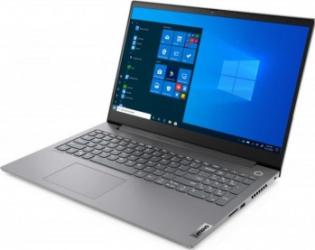 Laptop Lenovo ThinkBook 15p IMH Intel Core (10th Gen) i5-10300H 512GB SSD 16GB GTX 1650Ti Max-Q 4GB 4K Win10 Pro T. il. FPR Laptop laptopuri